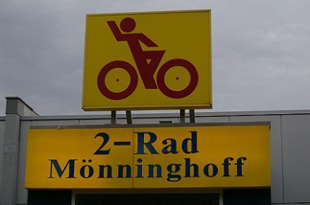 Fahrradwerkstatt bei Lüdinghausen