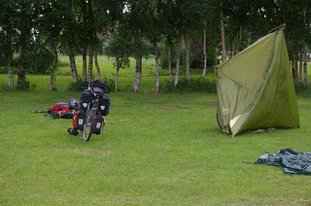 Campingplatz am Dümmer See