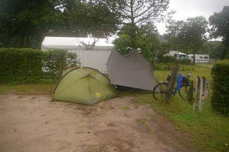 Campingplatz in der Nähe von Velje