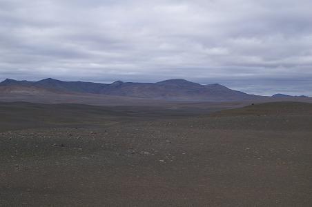 An der 1 Richtung Mývatn