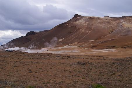 Námaskarð oder auch Hverir