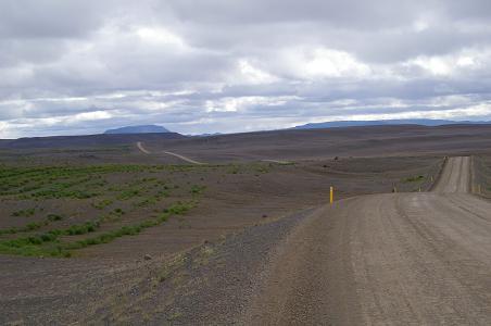 von Reykjahlið nach Husavik