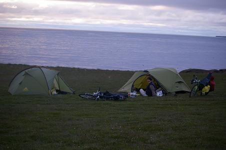 Camp Amanda und Olivier