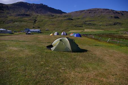 Campingplatz Norðurfjörður