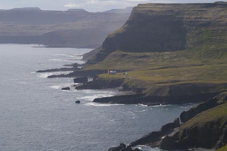 Lighthouse Látravík