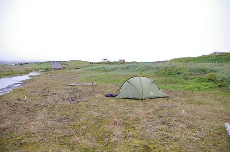 Campingplatz Reykjafjörður