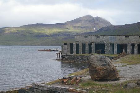 Alte Fischfabrik