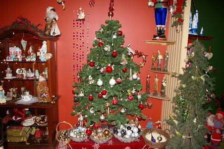 im Weihnachtsladen