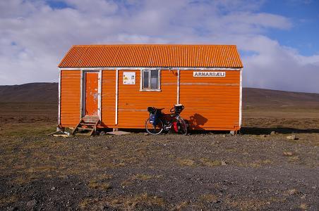 Rettungshütte Arnabaeli