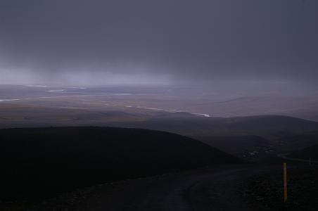 Der e4rste Blick aus dem Nebel