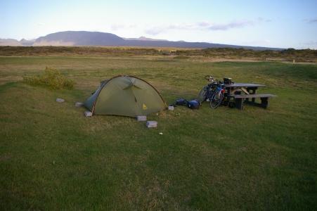 Camping Þingvellir
