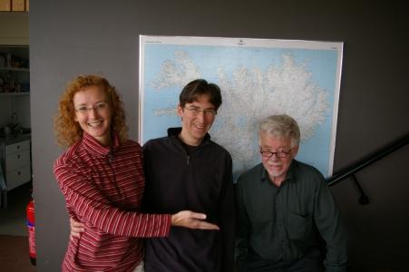 Balthur, Achim und Britta
