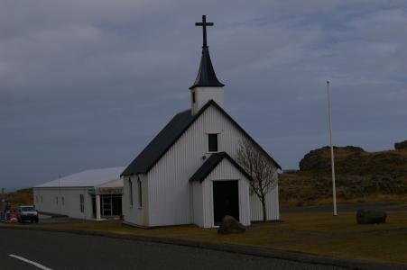 Kirche in Djúpivogur