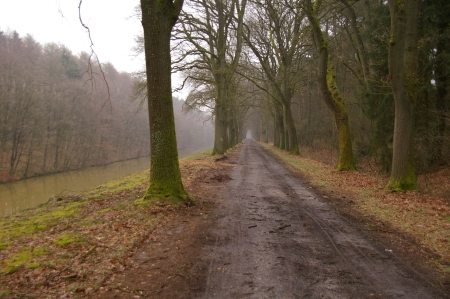 Kanal von Nordhorn nach Lingen