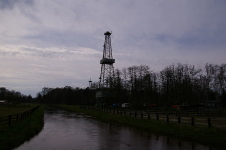 Das Deutsche Erdölmuseum an der Wietze