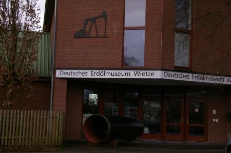 Deutsches Erdölmuseum in Wietze