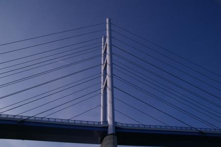 Brücke von Stralsund nach Rügen