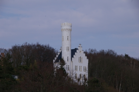 Schlösschen Klein Lichtenstein bei Sagard