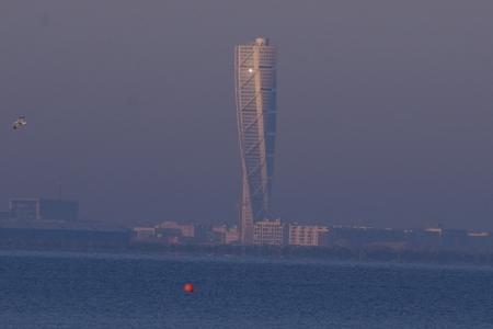 und auf Malmö