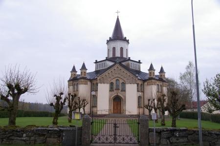 Kirche in Kungsäter