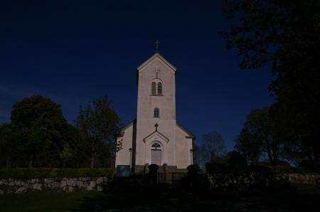 Kirche in Södra Råda