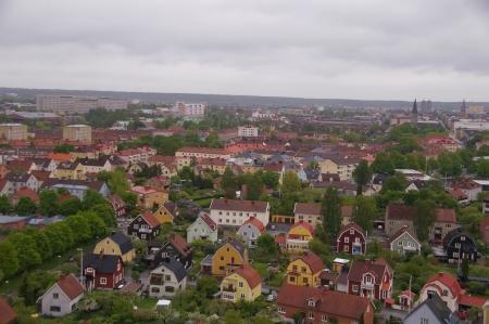 Blick von Svampen