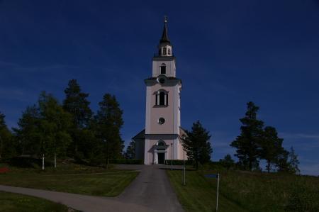 Kirche von Rogsta