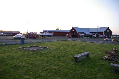 Camp am Hafen