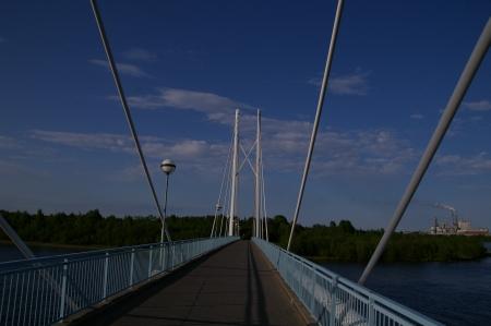 Brücke bei Piteå
