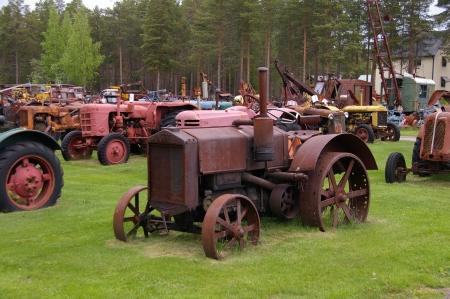 Holgers Traktormuseum