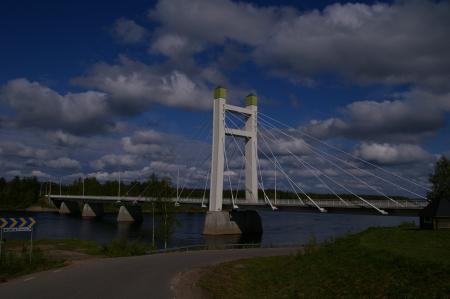 Pajala Brücke