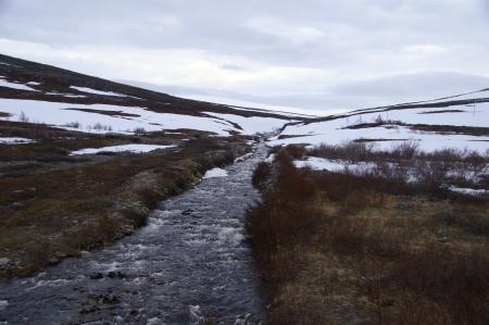 Zwischen Alta und Skaidi