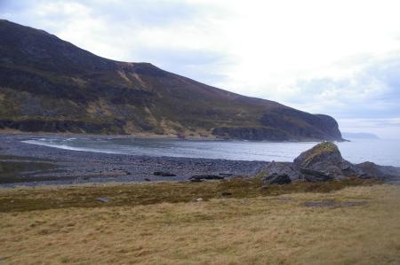 Zwischen Russenes und Magerøya