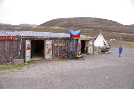 Sami-Lager Souvenir shop