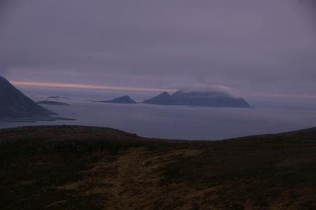 An der Straße zum Nordkap