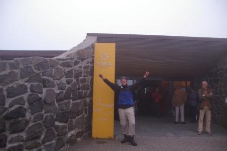 Jörg freut sich