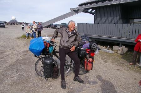 Thomas bricht auf - Richtung Lofoten - Gute Reise und viel Spaß