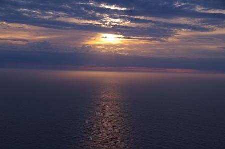 Morgens am Nordkap