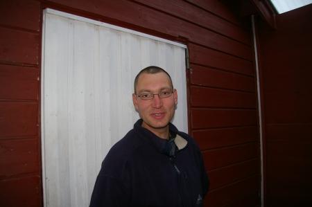 Jörg mit kurzen Haaren