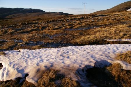 Wanderweg nach Kjelvik