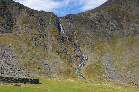 Der Wanderweg nach Kjelvik