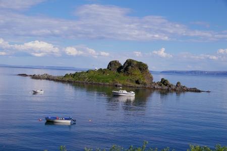 Die Bucht vor Kjelvik