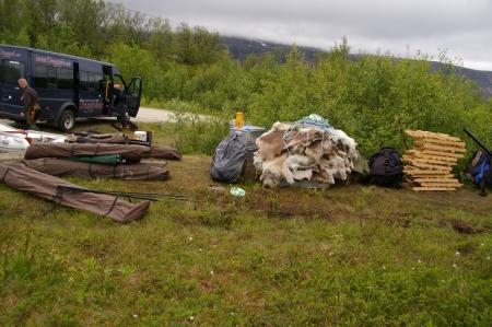Camp Abbau