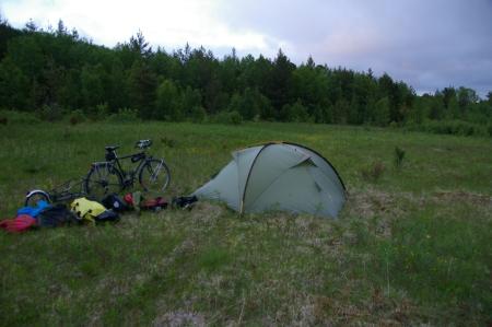 Camp nahe Mo