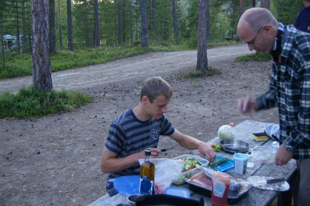 Holger und Stefan