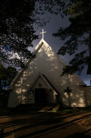 Kirche von Inari