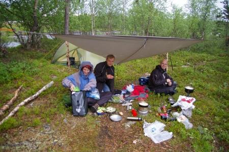 Camp am Syysjoki