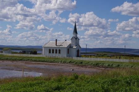 Kirche von Nesseby