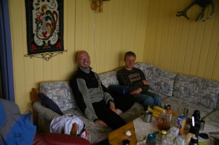 Steffan und Holger