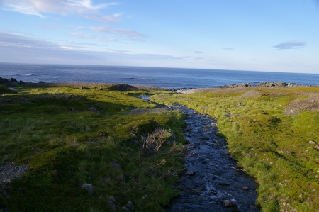 zwischen Vardø und Hamningberg